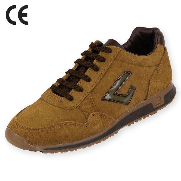 008 Marrone Pantofi sport Fete piele velur.